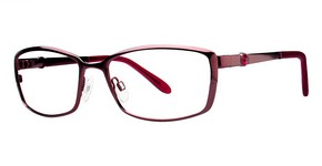 Modern Optical A346 Matte Burgundy