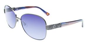 Anne Klein AK7013 Sunglasses