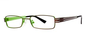 Modern Optical 10x226 Brown/Mint