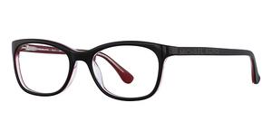 Michael Kors MK247 Black/Red