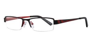 Seventeen 5381 Black Red