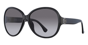 Michael Kors M2843S Karina Black/Smoke Gradient