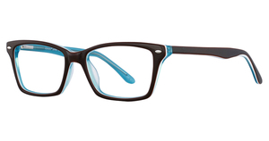 Clariti KONISHI KA5738 Brown/Blue