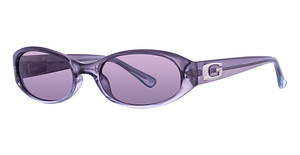Guess GU 7202 Brown Crystal