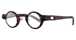 John Lennon The John Lennon Collection Optical Brown tortoise frame