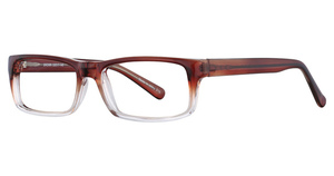 Continental Optical Imports See N' Be Seen 25 Brown Fade