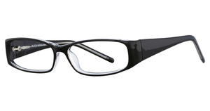 Continental Optical Imports See N' Be Seen 23 Black/Crystal