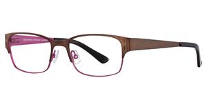 Aspex T9992 StnDrkBronze &Pink