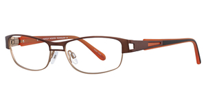 Aspex EC284 Stn Dark Brown/Orange