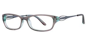 Aspex EC283 ClrLightBrown/Turquoise