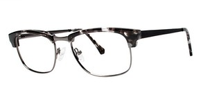 G.V. Executive GVX539 black tortoise/gunmetal
