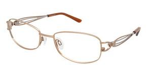 Charmant Titanium TI 12076 Eyeglasses