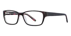 Wildflower Amaryllis Glasses