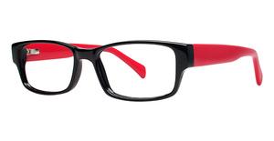 Modern Plastics II Chill Black/Red