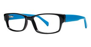 Modern Plastics II Chill Black/Blue