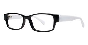Modern Plastics II Chill Black/White