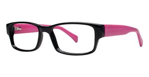 Modern Plastics II Chill Black/Pink