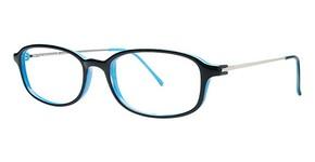 Modern Optical Alright black/blue/silver