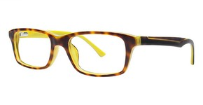 Modern Optical Gotcha Tortoise/Lime