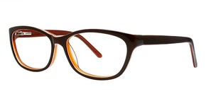 Modern Optical Gemma Brown/Toffee
