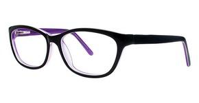 Modern Optical Gemma Black/Lilac