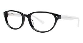 Modern Optical Riveting Black/Pearl