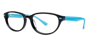 Modern Optical Riveting Black/Blue