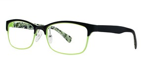 Modern Optical A352 Matte Black/Green