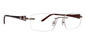 Totally Rimless TR 196 Eyeglasses