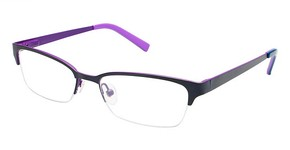 A&A Optical Cant Hold Us Black/Purple