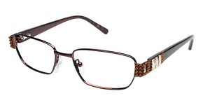 A&A Optical Tuscany Brown