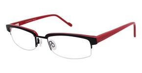 Crush 850062 Black w/Red