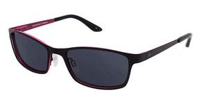 Humphrey's 585138 Black w/Pink