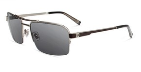 John Varvatos V788 Brushed Silver