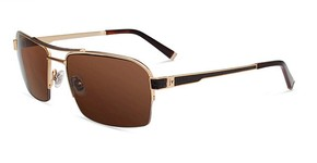 John Varvatos V788 Brushed Gold
