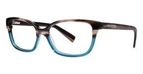Modern Optical A354 Brown/Blue