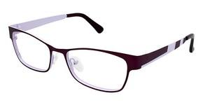 Vision's Vision's 206 Matte Magenta / Pale Pink