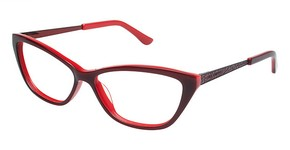 Lulu Guinness L877 Red