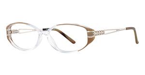 Fleur De Lis L105 Eyeglasses