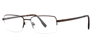 Continental Optical Imports Precision 123 Brown