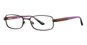Seventeen SV5382 Brown/Lavender