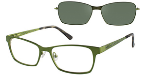 Revolution Eyewear REV757 Green