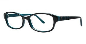 Ann Taylor AT304 Black/Teal