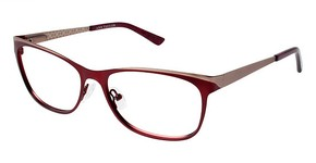 Ann Taylor AT101 burgundy / light brown