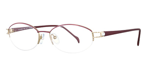 Stepper Stepper 50044 Burgundy Gold