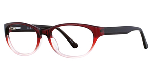 Continental Optical Imports Fregossi 397 Burgundy