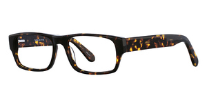 Continental Optical Imports Fregossi 398 Matte Black 5364