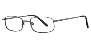 Continental Optical Imports Exclusive 180 Gunmetal