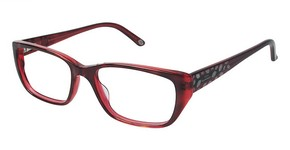 Lulu Guinness L875 Red