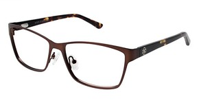 Ann Taylor AT205 Matte Dark Brown/Black/Demi